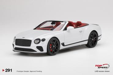 Bentley Continental GT Convertible Ice